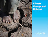 『 Climate Change and Children』(英語 PDF 983KB)