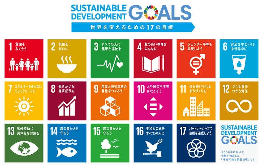 SDGs 持続可能な開発目標 | 日本...